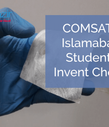 COMSATS Islamabad Students Invent Cheap Artificial Skin