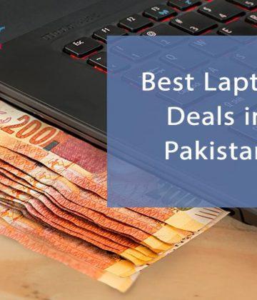 Laptop Deals in Pakistan