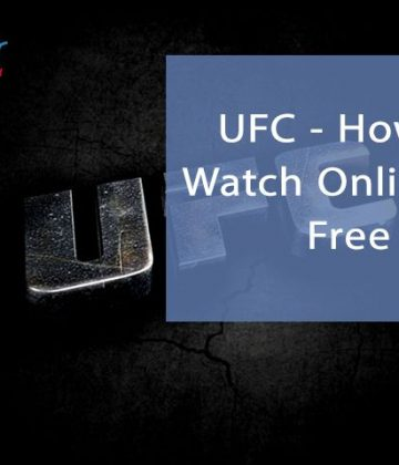 UFC How to Watch Online for Free