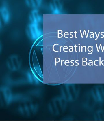 Amazing Techniques for Creating the WordPress Backend More Easy to use