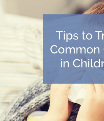 Tips to Treat Common Cold in Children (1)
