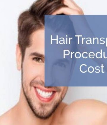 Hair transplant procedure and cost