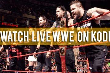 WWE Kodi Addons