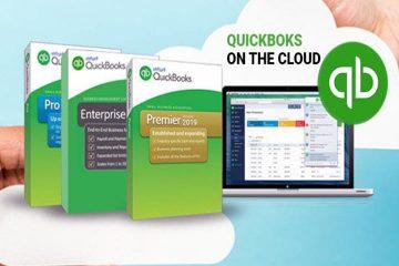 hosting QuickBooks on the cloud