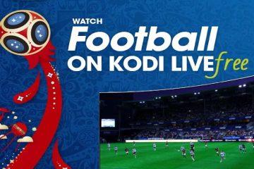 Kodi sports and football addons