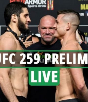 Watch UFC 259