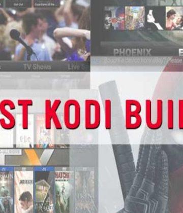Best kodi builds