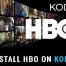 HBO Kodi addons