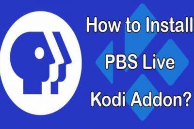 PBS Live kodi addon