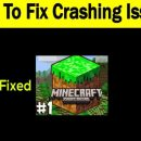 fix Minecraft Crashing Issue On Android
